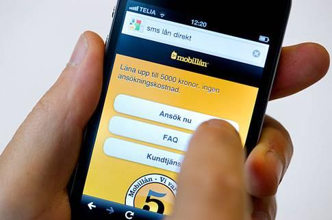 Hitta nya sms lån 2017